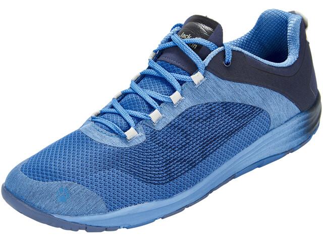 Jack Wolfskin Portland Chill Miehet kengät , sininen